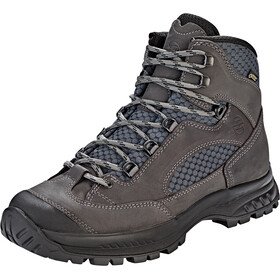 Hanwag Banks II GTX Shoes Herren asphalt/black